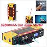 PORTABLE 82800mAh Car Jump Starter Battery Charger Booster Power Bank Emergency*