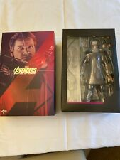 Hot Toys MMS 289 Avengers Age of Ultron AOU Hawkeye Jeremy Renner Figure New