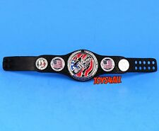 WWE Mattel Elite US United States Spinner Championship Belt Figure Accessory_a7
