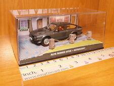 ALFA ROMEO GTV6 1:43 OCTOPUSSY JAMES BOND 007 CAR