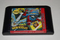 Spider-Man and the X-Men Arcade's Revenge Sega Genesis Video Game Cart