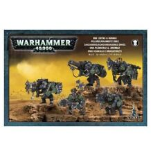 Warhammer 40K - Ork Lootas and Burnas- Brand New in Box! - 50-22