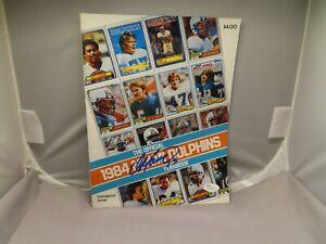 Dan Marino Signed Miami Dolphins Inaugural Yearbook Auto James Spence JSA COA 1A