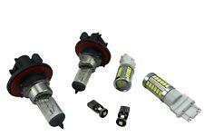 6 Pcs H13 Hi/Low T10 & 3157 LED Bulb Headlight Kit for 08-10 F250 F350 SuperDuty