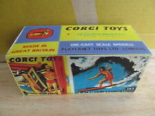 CORGI BMC SURFING MINI COUNTRYMAN - BOX ONLY - FREE POST