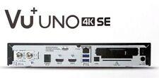 VU + Uno 4K SE 1x DVB-S2 FBC Twin Tuner PVR ready Linux + HDD 1TB HDD