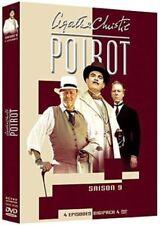 HERCULE POIROT SAISON 9 DVD PAR AGATHA CHRISTIE NEUF
