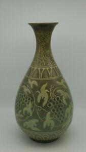 Korean Koryo Dynasty 12th to 14th century  vase