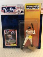 1994 Starting Lineup J T SNOW Baseball Action Figure Kenner New On Card