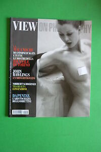 Magazine View On Photography N.5/2001 Photograph John Rawlings Norbert Schoerner