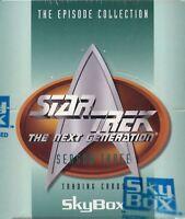 Star Trek The Next Generation TNG Episodes Season 3 Card Box