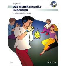 Das Mundharmonika-Liederbuch - 70 bekannte Lieder und Songs (+CD) [Musiknoten]
