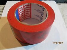 "Sheathing Tape contractors  2.36"", Red 72 yards  Tesa Tape Inc. per roll"
