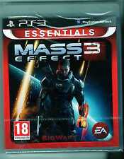 Mass Effect 3 PS3 NEUF