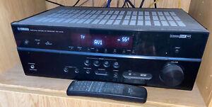 Yamaha RX-V479 5.1-AV Receiver, MUSICCAST, Bluetooth, DTS-HD, 4K - AH 80946