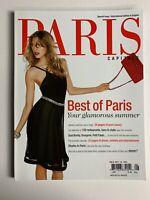 Paris Capitale Magazine July/August 2006 - Marilyn Monroe, Arik Levy