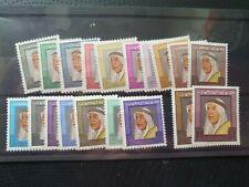 Kuwait 1964 complete set, 19 values, MNH