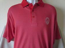 New PACIFIC NORTHWEST GOLF ASSOCIATION 1899 Red Polo Shirt Washington Medium