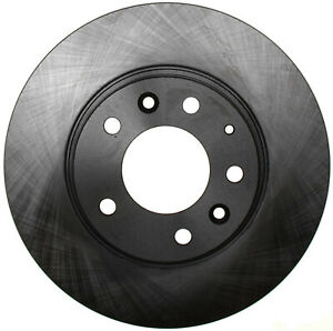 Disc Brake Rotor-Non-Coated Front ACDelco Advantage 18A1760A fits 03-05 Mazda 6