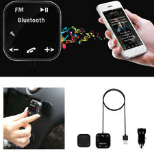 Bluetooth Car Charger Wireless LCD MP3 Player FM Transmitter Radio USB Magnet