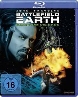 BATTLEFIELD EARTH [Blu-ray Disc] (2000) John Travolta Rare Region Free Import