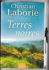 Christian Laborie - Terres noires . Cevennes, Mont Lozère....