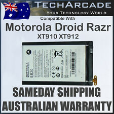 Motorola Droid Razr XT910 XT912 Battery EB20 Flex Cable Genuine Original OEM New