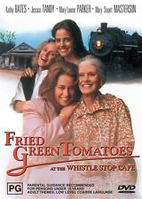 FRIED GREEN TOMATOES AT THE WHISTLE STOP CAFE Kathy Bates DVD R4 NEW - PAL