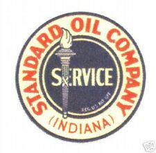 STANDARD OIL GASOLINE VINYL STICKER (A474)