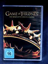 Game of Thrones - DVD - Season 2 - GOT - zweite Staffel - Komplett