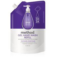 Method Gel Hand Wash Refill, French Lavender, 34 fl oz