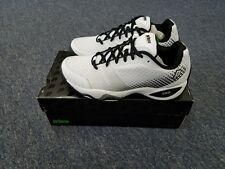 Men's Prince T22 Lite Tennis Shoes White/Black Size 6.5 BRAND NEW
