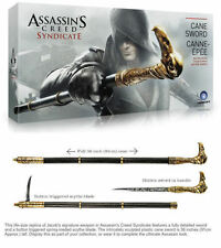 Assassins Creed Syndicate Cane Sword Jacob Frye Stick Weapon Replica Cosplay NIB