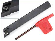 ".350/"" Depth .080/"" Minimum Bore 60º Micro-100 Carbide Internal Threading Tool"
