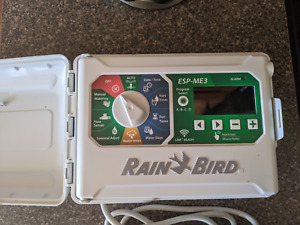 Rain Bird ESP-ME3 Sprinkler Irrigation Controller 10 Zones