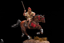 IN STOCK Iberian Mounted Warrior Painted Toy Soldier | Collectible