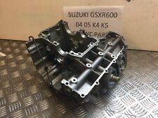 SUZUKI GSXR600 ENGINE CRANK CASE CASING 04 05 K4 K5 ENGINE PARTS