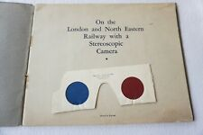 More details for c1930s lner sterescopic camera railway publicity booklet