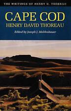 NEW Cape Cod by Henry David Thoreau