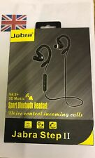 Jabra Bluetooth Quality Hifi Earphones Stereo For Sports Gym Running with Mic