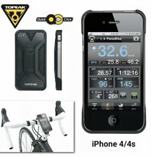 Topeak Ride Case for iPhone 4 4S Phone Holder Quick Click System Handlebar Mount