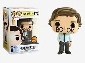 Funko Pop Television: The Office - Jim Halpert Chase Limited Edition #34903