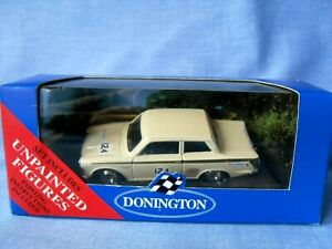 Corgi Donnington Collection 1995 -  Lotus Ford Cortina MKI - Corgi Rally - MIB.