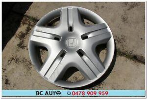 Honda Jazz Hub Cap GD VTi GLi Hubcap Wheel Cover Trim Genuine 2002 2003 2004 Fit