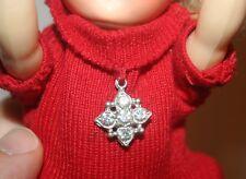 Vintage Doll Brooch, Fits Madame Alexander Cissette, Vogue Ginny