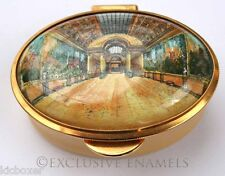 Staffordshire Enamels Versailles Palace Enamel Box