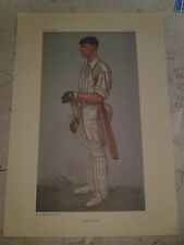 VANITY FAIR PRINT CRICKET THE CROUCHER