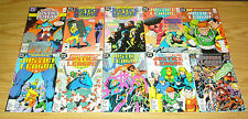 Justice League America #0 & 1-113 VF/NM complete series + annual 1-10 + (4) more