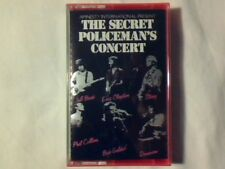 MC The secret policeman's concert cassette k7 ITALY NUOVA RARISSIMA UNPLAYED!!!