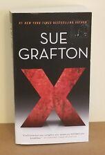 A Kinsey Millhone Novel: X by Sue Grafton (2016, Paperback)